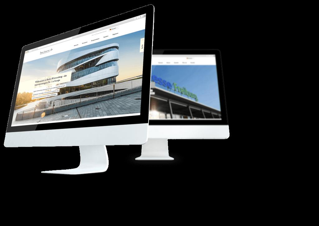 Mit TYPO3 Multisite Redakteure und Besucher begeistern