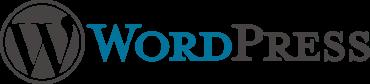 CMS Lösung Wordpress Logo