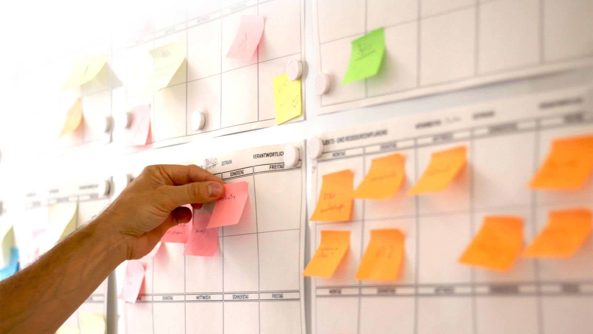 Agile Projektplanung bei der Digitalagentur Stuttgart
