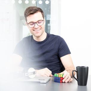 NEOS-Ansprechpartner Christoph Engelmayer von VERDINO