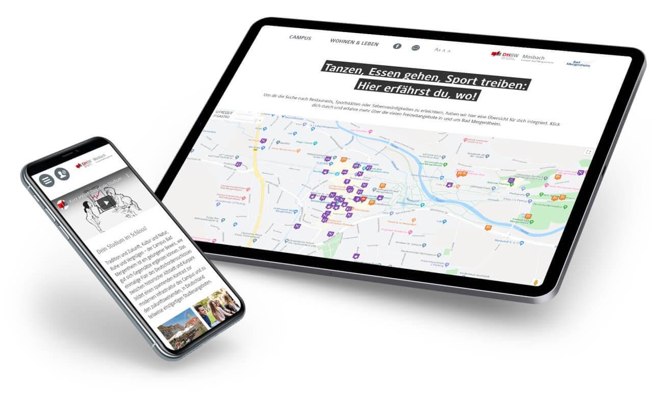 Digitalisierung Hochschule: Studienberatung interaktiv